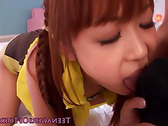 Facial Japanese Teen