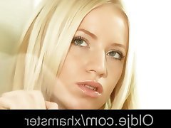 Blonde Blowjob Cunnilingus Old and Young Old and Young
