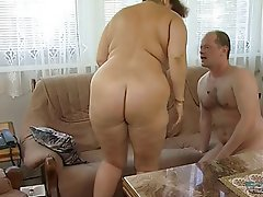 BBW Big Boobs Blowjob Granny Hardcore
