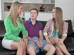 Blonde Coed Girlfriend Mature MILF
