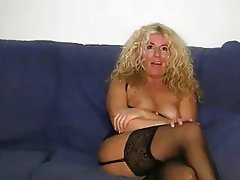 MILF Old and Young Spanish Threesome