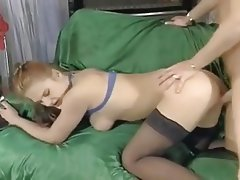 Big Boobs French Old and Young Redhead Vintage