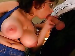 Big Boobs MILF Old and Young